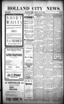 Holland City News, Volume 32, Number 18: May 15, 1903