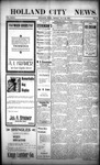Holland City News, Volume 32, Number 19: May 22, 1903