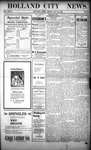 Holland City News, Volume 32, Number 20: May 29, 1903