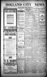 Holland City News, Volume 32, Number 24: June 26, 1903