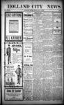 Holland City News, Volume 32, Number 25: July 3, 1903