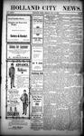 Holland City News, Volume 32, Number 26: July 10, 1903