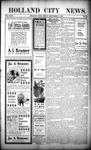 Holland City News, Volume 32, Number 35: September 11, 1903 by Holland City News