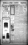 Holland City News, Volume 32, Number 36: September 18, 1903