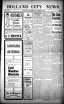 Holland City News, Volume 32, Number 40: October 16, 1903 by Holland City News
