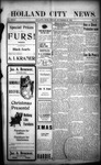Holland City News, Volume 32, Number 46: November 27, 1903