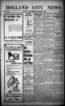 Holland City News, Volume 32, Number 48: December 11, 1903 by Holland City News