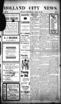 Holland City News, Volume 33, Number 2: January 22, 1904