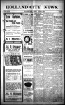Holland City News, Volume 33, Number 14: April 15, 1904