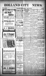 Holland City News, Volume 33, Number 15: April 22, 1904