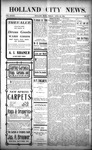 Holland City News, Volume 33, Number 16: April 29, 1904