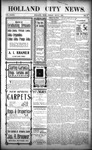 Holland City News, Volume 33, Number 17: May 6, 1904