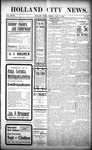 Holland City News, Volume 33, Number 18: May 13, 1904