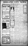 Holland City News, Volume 33, Number 21: June 3, 1904