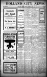 Holland City News, Volume 33, Number 24: June 24, 1904