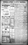 Holland City News, Volume 33, Number 26: July 8, 1904