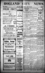 Holland City News, Volume 33, Number 29: July 29, 1904