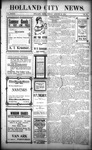 Holland City News, Volume 33, Number 32: August 19, 1904