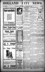 Holland City News, Volume 33, Number 35: September 9, 1904