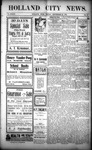 Holland City News, Volume 33, Number 37: September 23, 1904 by Holland City News