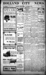 Holland City News, Volume 33, Number 42: October 28, 1904