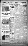 Holland City News, Volume 33, Number 44: November 11, 1904