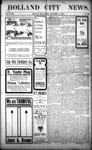 Holland City News, Volume 33, Number 46: November 25, 1904 by Holland City News