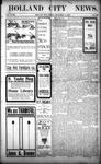 Holland City News, Volume 33, Number 46: November 25, 1904
