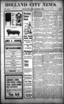 Holland City News, Volume 33, Number 48: December 9, 1904