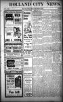 Holland City News, Volume 33, Number 49: December 16, 1904