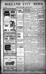 Holland City News, Volume 33, Number 50: December 23, 1904