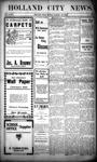Holland City News, Volume 34, Number 2: January 20, 1905