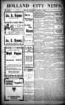 Holland City News, Volume 34, Number 3: January 27, 1905