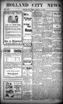 Holland City News, Volume 34, Number 7: February 24, 1905