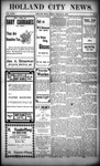 Holland City News, Volume 34, Number 9: March 10, 1905