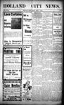 Holland City News, Volume 34, Number 13: April 7, 1905