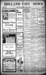Holland City News, Volume 34, Number 15: April 21, 1905