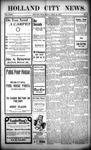 Holland City News, Volume 34, Number 16: April 28, 1905