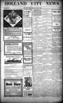 Holland City News, Volume 34, Number 21: June 2, 1905
