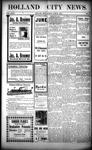 Holland City News, Volume 34, Number 23: June 16, 1905