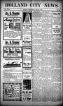Holland City News, Volume 34, Number 25: June 30, 1905