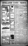 Holland City News, Volume 34, Number 28: July 21, 1905