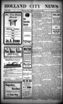 Holland City News, Volume 34, Number 31: August 11, 1905