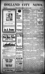 Holland City News, Volume 34, Number 33: August 25, 1905