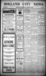 Holland City News, Volume 34, Number 42: October 27, 1905 by Holland City News