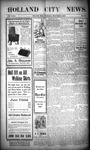 Holland City News, Volume 34, Number 49: December 15, 1905