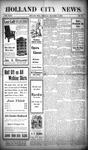 Holland City News, Volume 34, Number 50: December 22, 1905