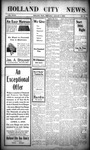 Holland City News, Volume 34, Number 52: January 4, 1906