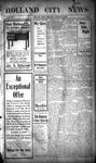 Holland City News, Volume 35, Number 1: January 11, 1906