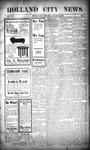 Holland City News, Volume 35, Number 2: January 18, 1906